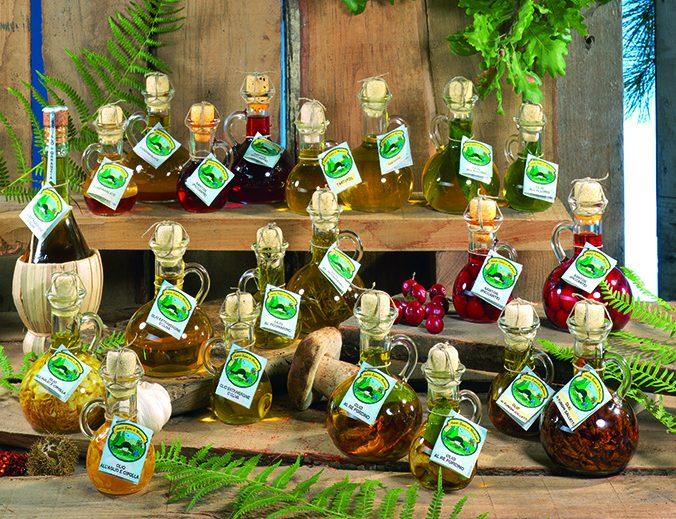 olii aromatizzati 10
